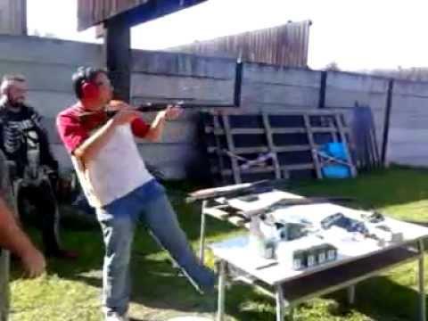 Střelba z brokovnice