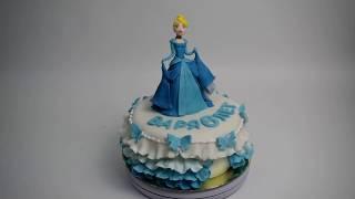 Торт на заказ Принцесса (Tortlend.ru)