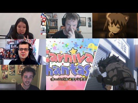 Carnival Phantasm Episode 5 Reaction