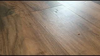 NuCore Luxury Vinyl Plank LVP Flooring Dents/Issues