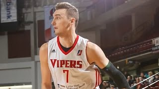 Rockets' Sam Dekker 2015-16 NBA D-League Highlights