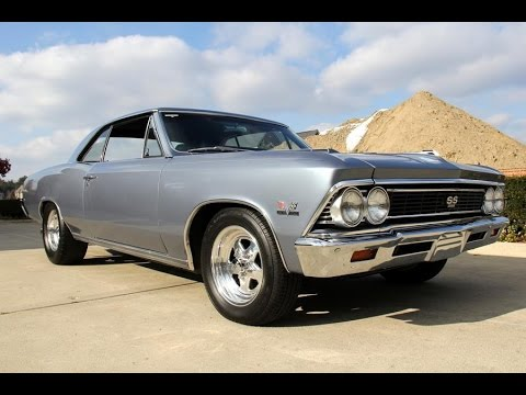 1966 Chevrolet Chevelle SS For Sale  YouTube