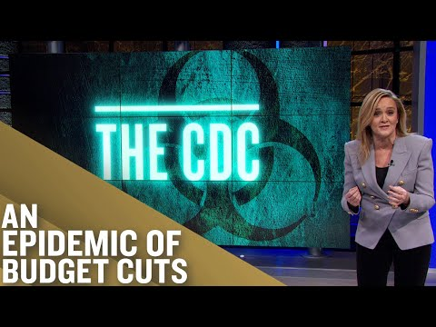 Coronavirus Is Scary! CDC Budget Cuts Make It Scarier | Full Frontal on TBS
