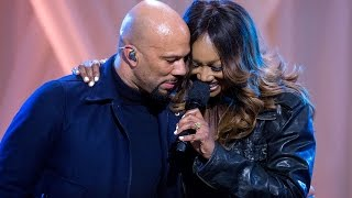 COMMON and Yolanda Adams Perform