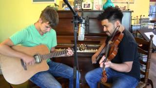 The Eagles: Hotel California Violin/Guitar Cover by David Wong and Bryan Mulholland
