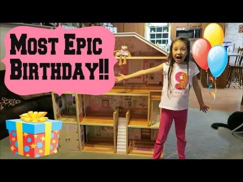 Most Epic Birthday ~ Feb 9 2016 (day 271)