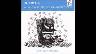 Billy Bragg-Honey I