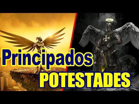 Principados Y Potestades / Un Estudio Bíblico Detallado.