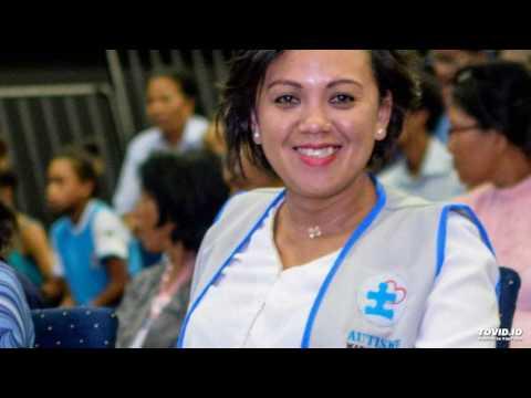 Autisme Madagascar - L'Interview du Jour Mbolatiana Raveloarimisa