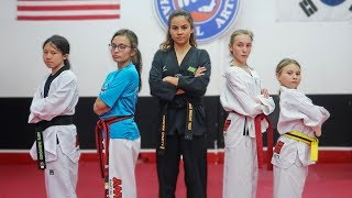 Why Every Girl Should Learn Martial Arts