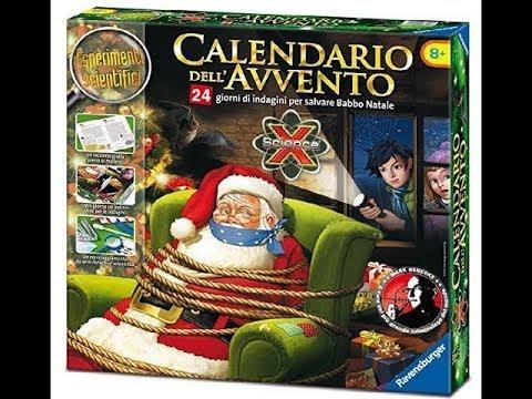 Calendario Avvento Ravensburger.Salviamo Babbo Natale Giorno 5 6 7