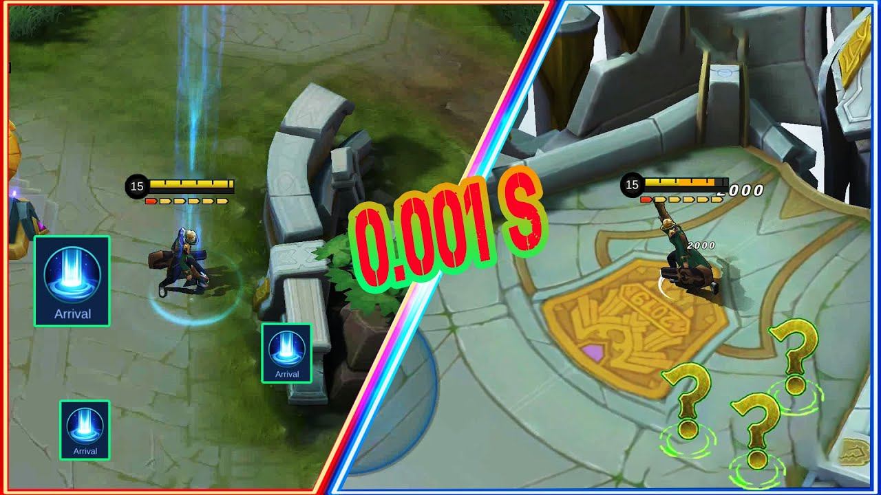 ✅✅ ARRIVAL??? WE SHOULDN'T DO THAT !! - Mobile Legends Funny Fails and WTF Moments!