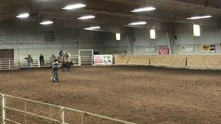 Rhett bull riding Saturday HYRA