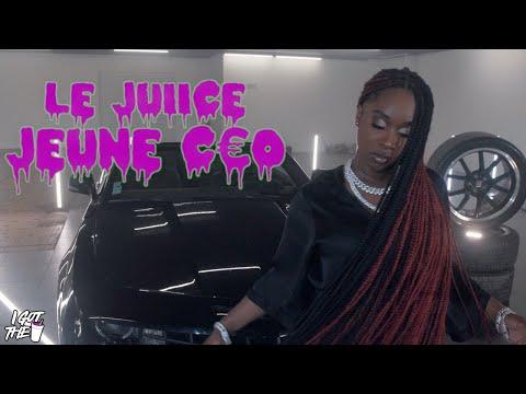 Youtube: Le Juiice – Jeune CEO (Clip officiel)