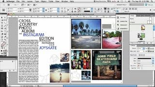 How to Rasterize in InDesign : InDesign & Graphics