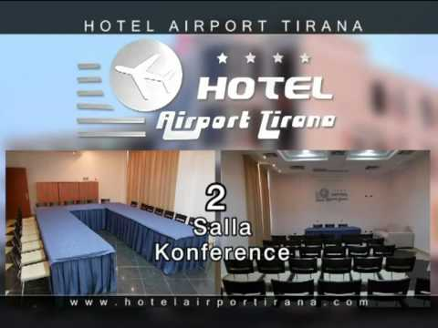 HOTEL AIRPORT TIRANA (Departure and landing in Albania begins with us)