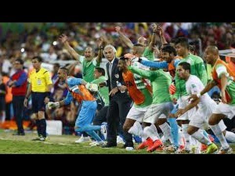 Russie vs Algérie les derniére minutes Coupe du monde 2014