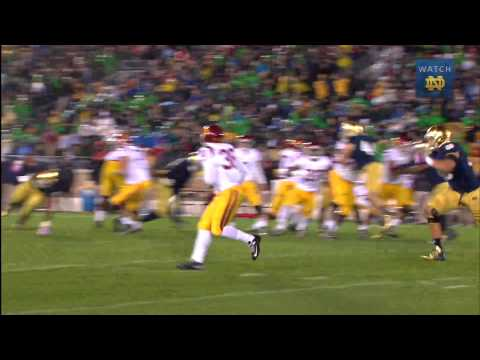 Dan Fox - 2014 NFL Draft Highlights