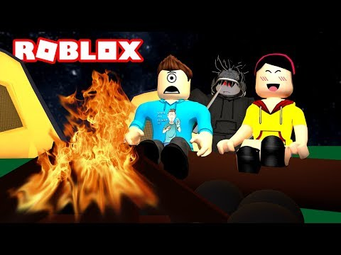 We Went On A Scary Camping Trip Roblox Skachat S 3gp Mp4 Mp3 Flv