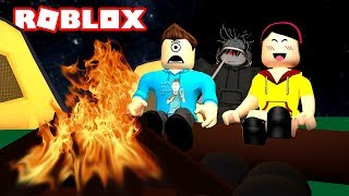 THIS ROBLOX CAMPING TRIP WENT WAY WRONG! | Camping 2 w/ Dollastic Plays!  | MicroGuardian
