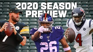 2020 NFL Season Preview Bold Predictions, Awards Projections \u0026 QB Overview