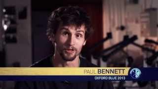 Paul Bennett – 2013 Old Blue