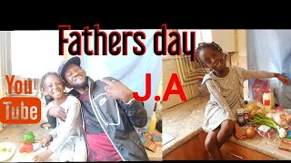 Jamaican Cooking with Baby Sham (part 2 fathers day)