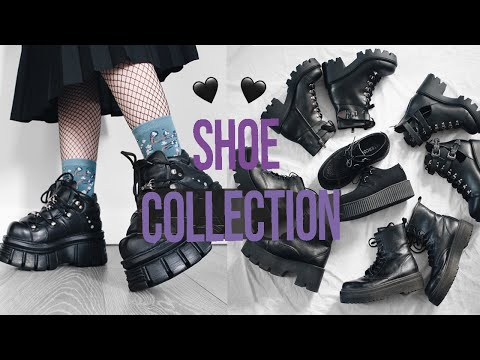 SHOE COLLECTION 2020 | Chunky And Grunge