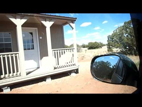 Building an off grid 12 volt house. Moving the building #13