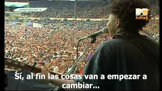 Tracy Chapman -  Talkin bout a Revolution (Sub Español)