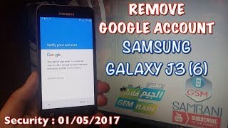 Video REMOVE GOOGLE ACCOUNT SAMSUNG J3 2016 BYPASS FRP SM-J320 download MP3, 3GP, MP4, WEBM, AVI, FLV Agustus 2018