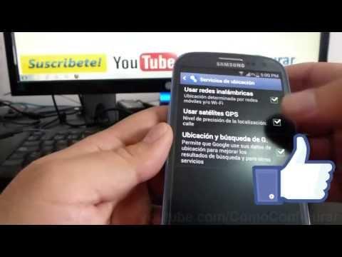 Localizador de telefono android - gps de otro celular