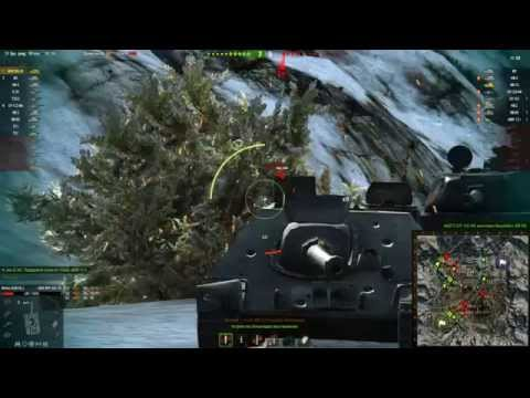 World of Tanks - a massively multiplayer online game.