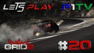 Let´s Play GRID 2 #20 - Fuhrparkerweiterung [PC] [G27] [Full HD]