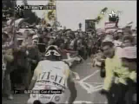 Tour 2008 - IX tappa - Riccò vincente