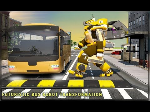 Offroad Robot Bus Transform By Raydiex 3d Games Master Android