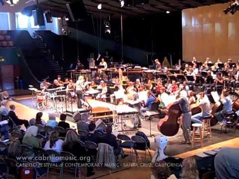 Colin Currie with Cabrillo Festival Orchestra & Marin Alsop
