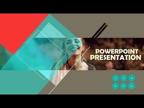 How To Create an Awesome Looking PowerPoint Template in Microsoft PowerPoint