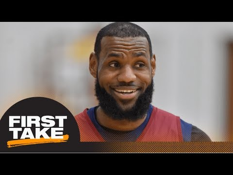 LeBron James calls out double standard between NBA players and owners | First Take | ESPN