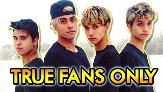 DOBRE BROTHERS Quiz 🌟 Are You a TRUE DOBRE ARMY Soldier? 🌟 ft. LUCAS and MARCUS, CYRUS and DARIUS