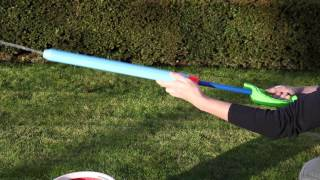 Waterspuit sword - Van Helden Relatiegeschenken