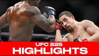 UFC 225 Highlights! Whittaker vs. Romero 2, Covington Vs. dos Anjos Sizzle In Chicago