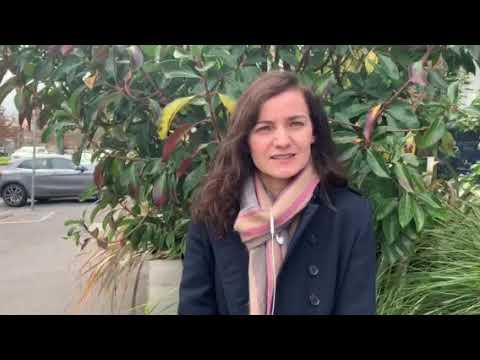 Bearing witness: Lara Kaput at #CroakeyGO #NavigatingHealth