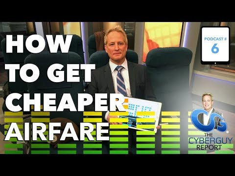 [EP #6] How to Get a Cheaper Airfare