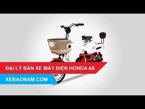 Đại Lý Bán Xe Máy Điện Honda A6   0979.66.22.88   Xebaonam.com