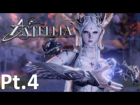 Astellia Online - New MMORPG Two High Lvl Dungeons And PvP Arena Part.4