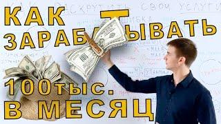 1000 рублей за 20 минут и сотни тысяч за месяц