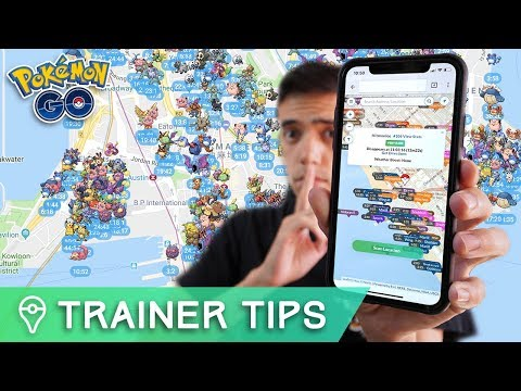 The Truth About Maps And Scanners In Pokémon GO