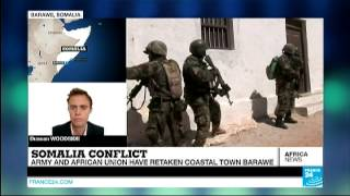 Somalia: Army and African Union retake Barawe