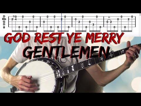 Christmas Banjo: